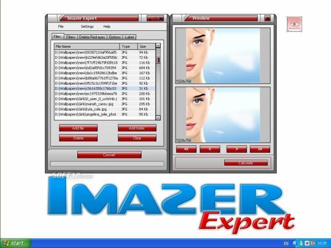 Imazer Expert Screenshot 3