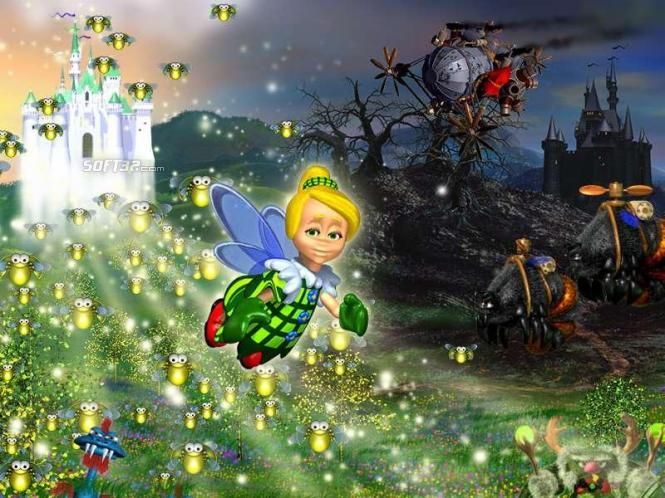 Feyruna - Fairy Forest Screenshot 3