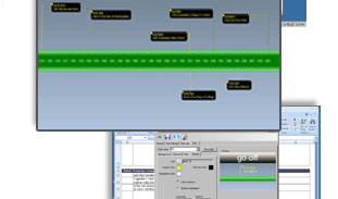 TimeLinear Pro Screenshot