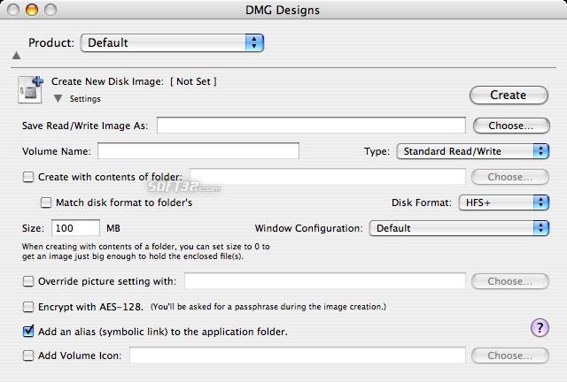 DMG Designs Screenshot 2