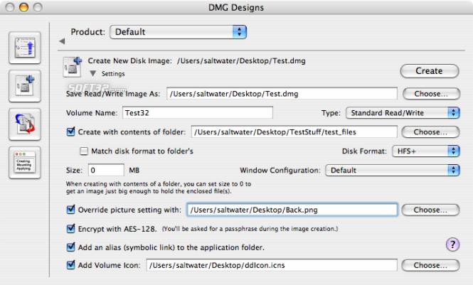 DMG Designs Screenshot 5