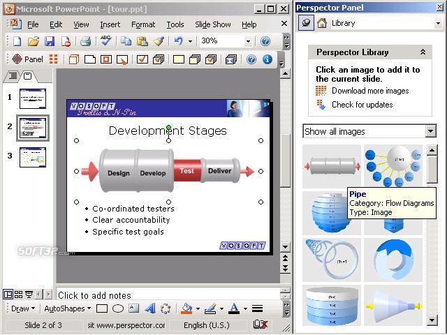 Perspector Standard Edition Screenshot 2