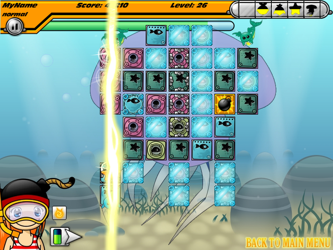 Magic Blast Screenshot