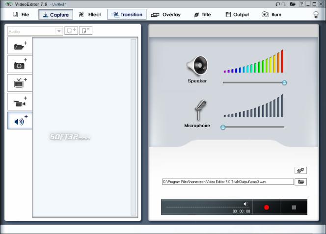 honestech Video Editor Screenshot 5