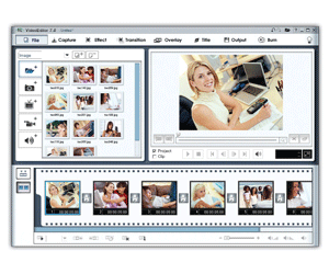 honestech Video Editor Screenshot