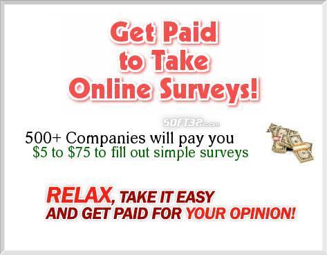 Paid Survey Pro Screenshot 2