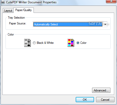 Cute Pdf Writer Freeware