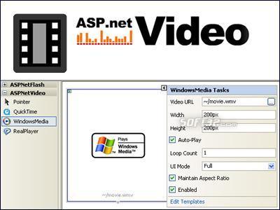 ASPNetVideo Screenshot 3