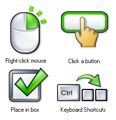 Icons for Technical Writers Screenshot 1