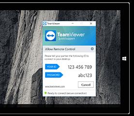 TeamViewer Screenshot 2