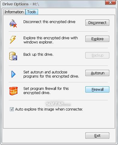 P-Encrypt Secure Drive Screenshot 5