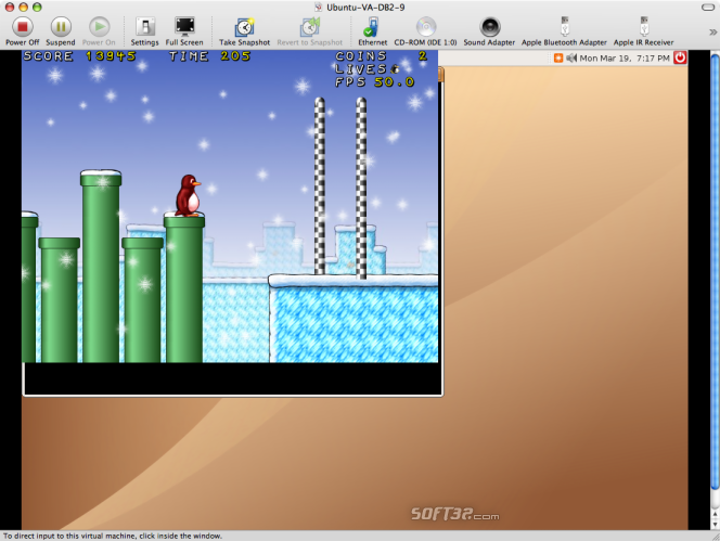 VMWare Fusion Screenshot 9