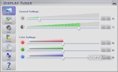 Display Tuner Screenshot 3