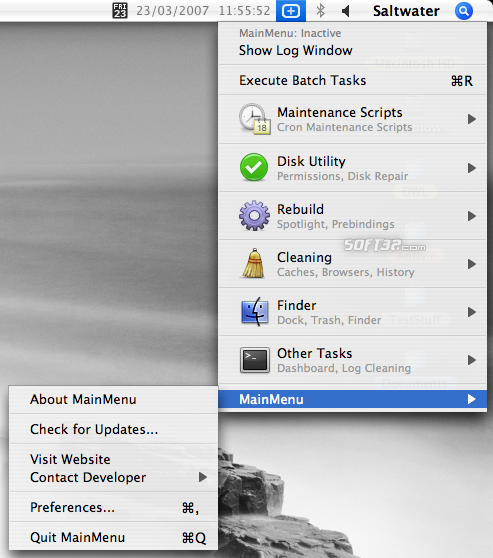 MainMenu Screenshot 8