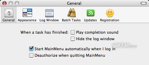 MainMenu Screenshot 9