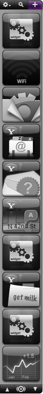 Yahoo! Widgets Engine Screenshot 7