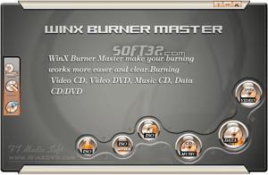WinX Burner Master Screenshot 7