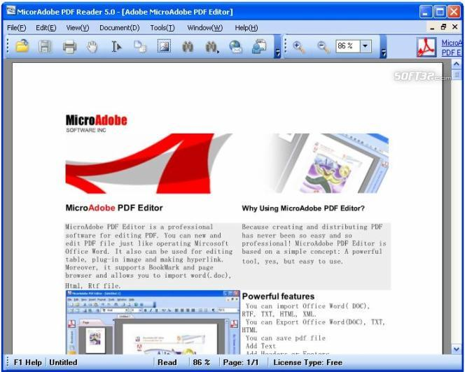 Abdio PDF Reader Screenshot 3