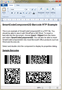SmartCodeComponent2D Barcode 1