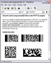 SmartCodeComponent2D Barcode 3