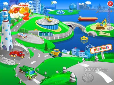 Merry Motors 2: Megapolis Screenshot 2