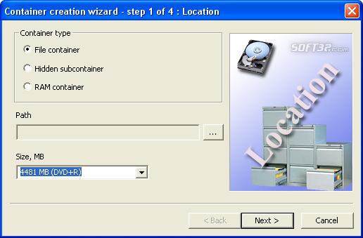 SecretDrive Screenshot 3