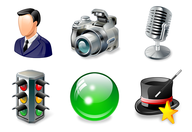 50.000 Vista Icons - Full Vista Bundle Screenshot