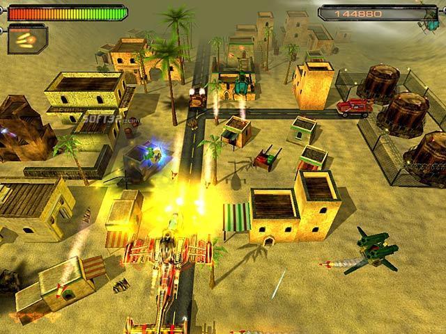 AirStrike II: Gulf Thunder Screenshot 3