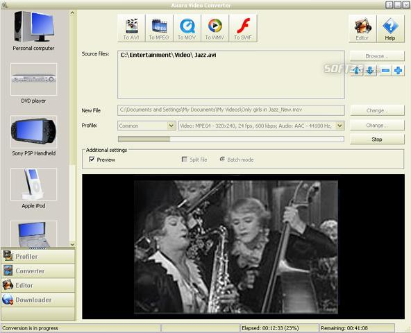 Axara Video Converter 12 Screenshot 3