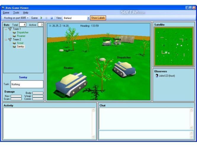 Bots: AI Battlefront Screenshot 3