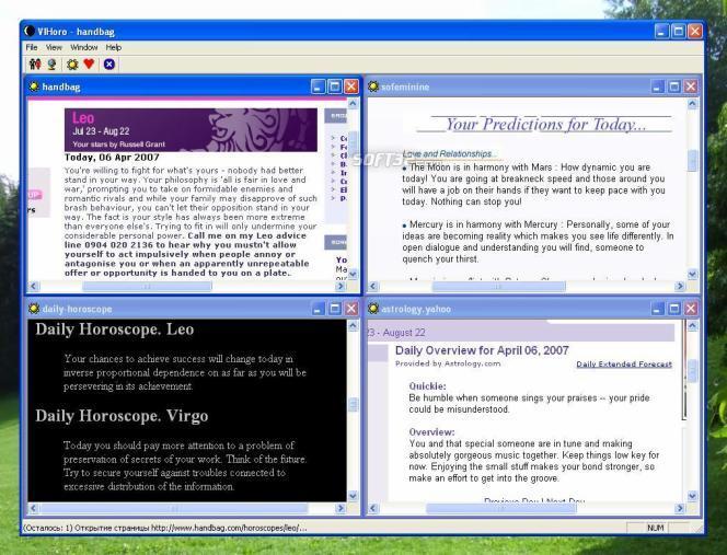 VIHoro Screenshot 3