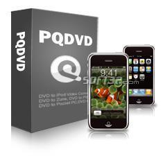 PQ's DVD to iPhone Movie Video Converter Screenshot 2