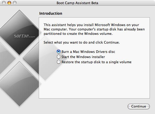 apple boot camp assistant download