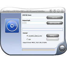 Fox DVD to PSP/MP4 Video Rip/Convert Solution Screenshot