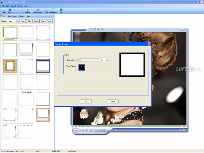 Ace Photo Frame Screenshot 2