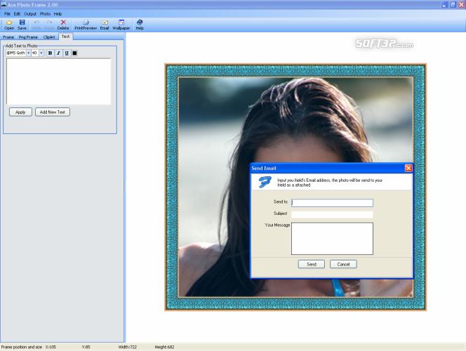 Ace Photo Frame Screenshot 5