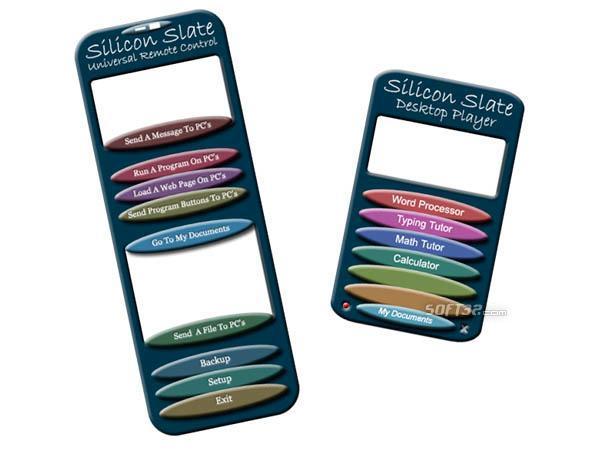 Silicon Slate Software Screenshot 2