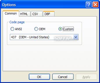 Advanced XML Converter Screenshot 5