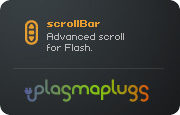 Plasmaplugs Scroll Bar Screenshot