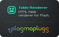 Plasmaplugs Table Renderer 1