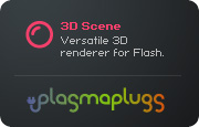 Plasmaplugs 3D Scene Screenshot 1