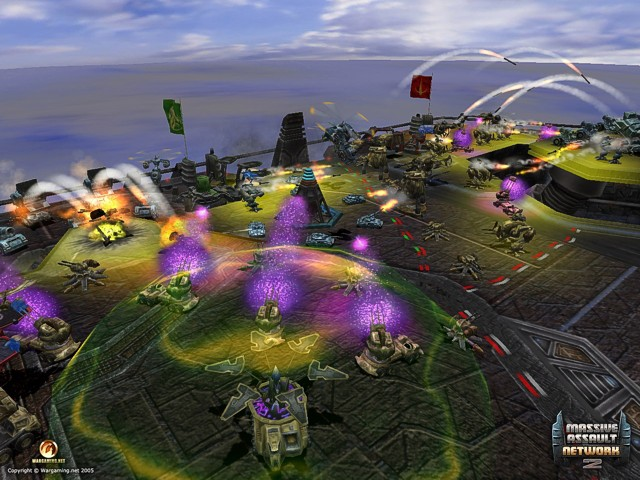 Massive Assault Network 2 Screenshot 1