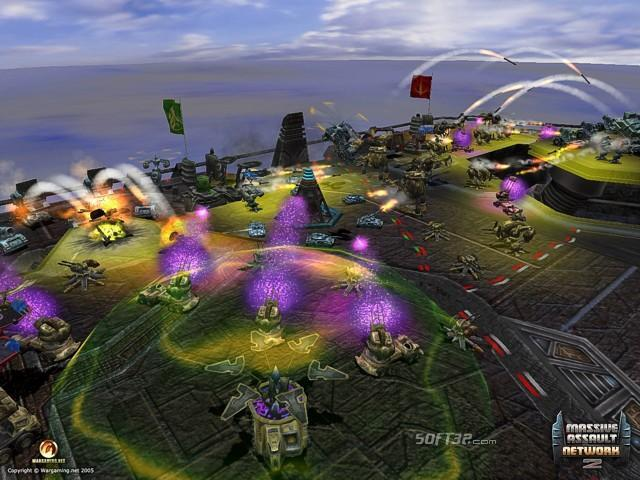 Massive Assault Network 2 Screenshot 3