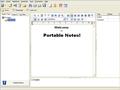 Portable Notes 1