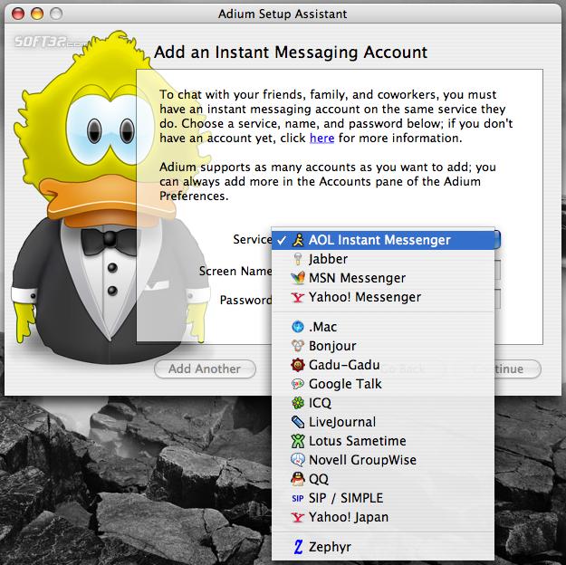 Download Adium 1 5 6 for Mac Free