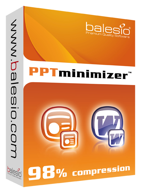 PPTminimizer Compact Edition Screenshot