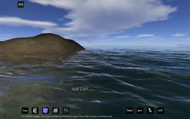 Aquatica Engine Screenshot 2