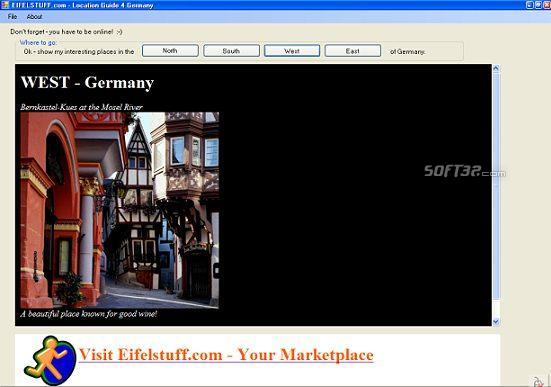 Germany-Guide Screenshot