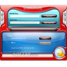 McFunSoft DVD to iPod Video Rip/Convert Workshop Screenshot 3