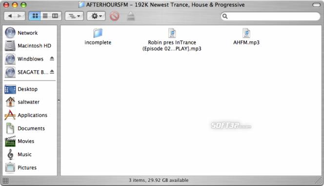 StreamRipperX Screenshot 5